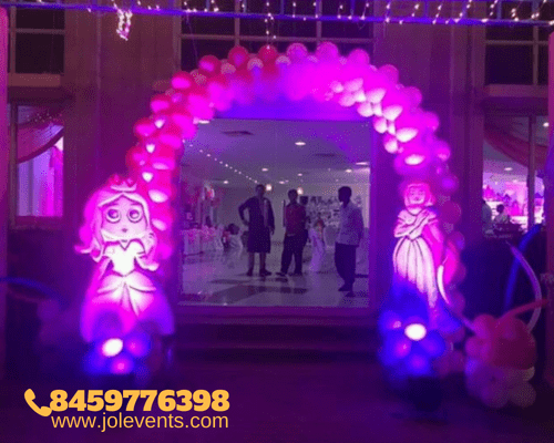 Balloon Decoration Company Birthday Decorations Balloons Pune