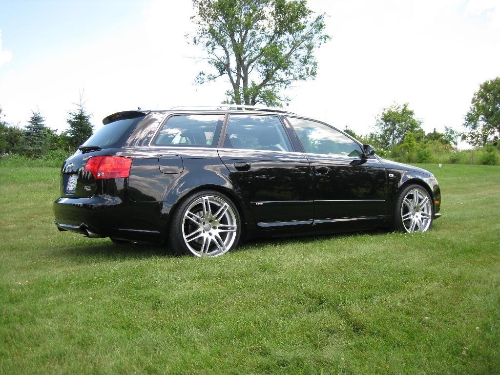 B7 A4 Avant S Line Audi A4 Audi Audi A4 Avant