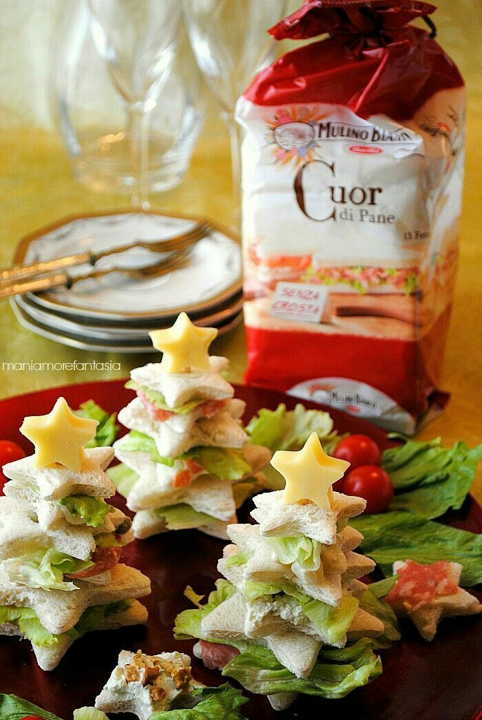 Antipasti Di Natale Belli.Alberelli X Antipasto Natale Belli Christmas Food Christmas Food Desserts Christmas Dishes