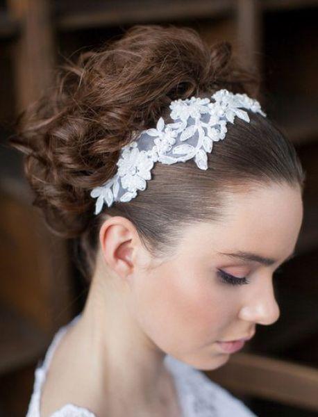Peinados de novia recogidos 2017. ¡Elige tu favorito! Image 0
