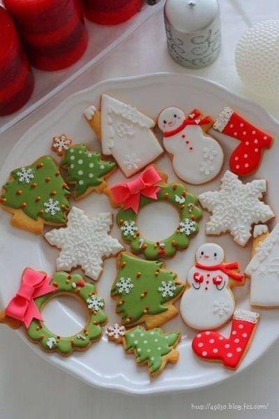 クリスマスアイシングクッキー♪ by あいりおーさん | レシピブログ ...