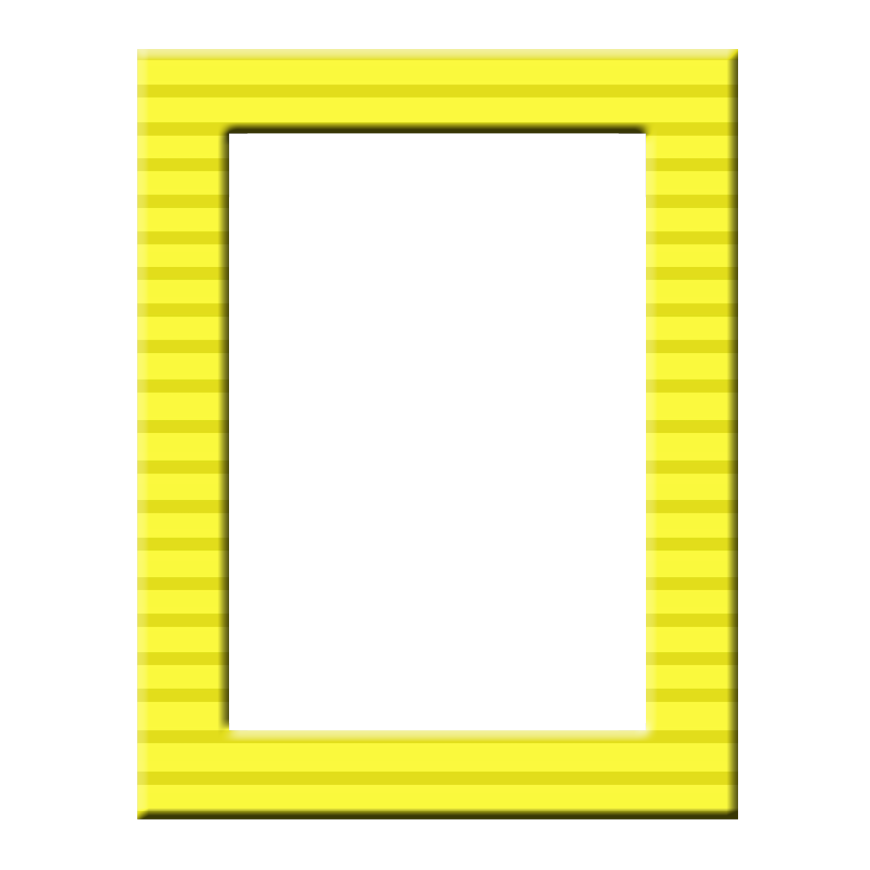 yellow frame png | frame yellow - 3600x3600px | Frames | Pinterest ...