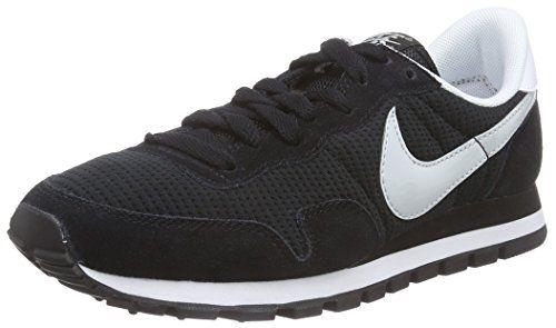 brand new 59f3c 14ba4 Nike Womens Air Pegasus 83 BlackGrey MistWhite Running Shoe ...