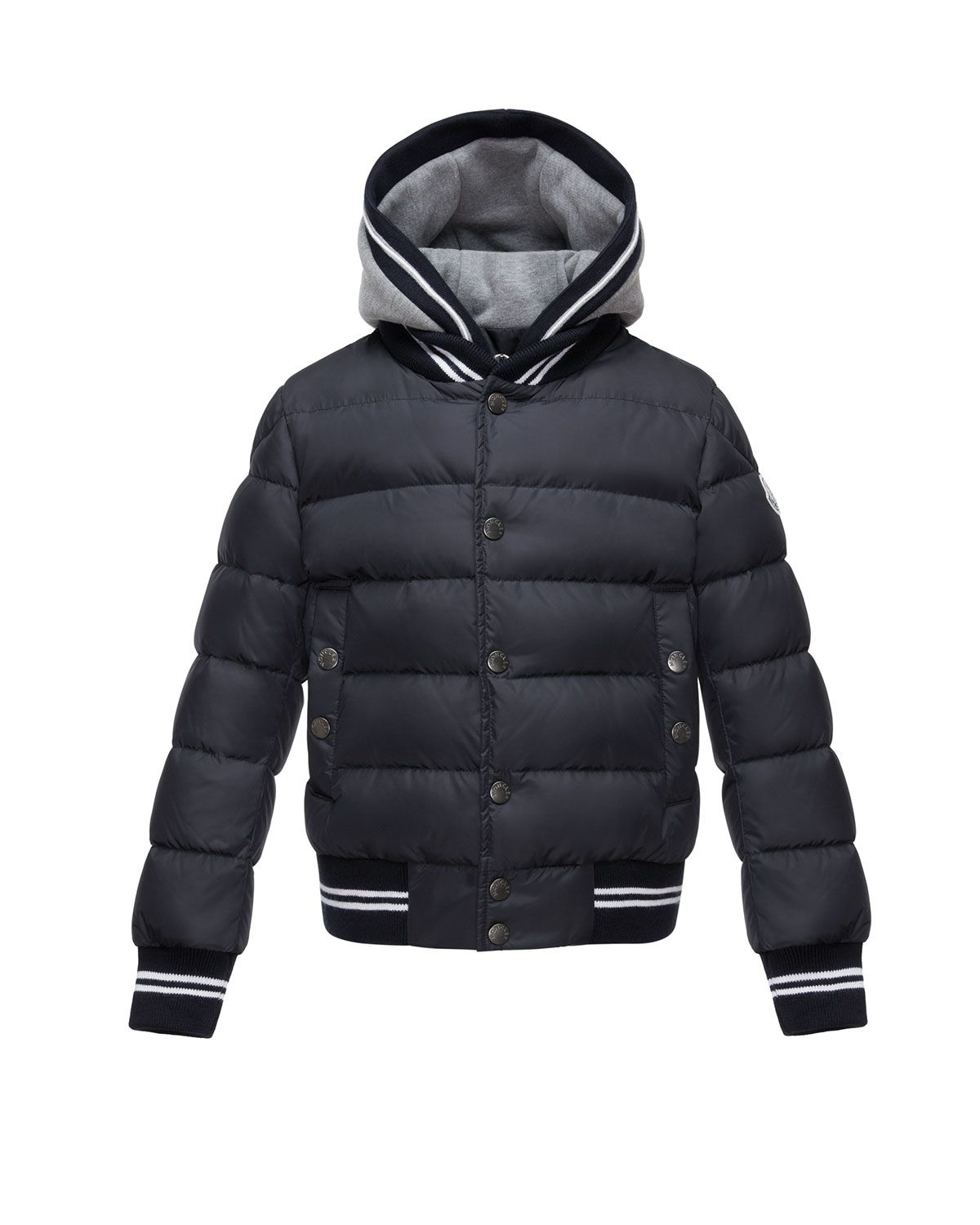 fdade923bd62 Auberie Tipped Puffer Jacket
