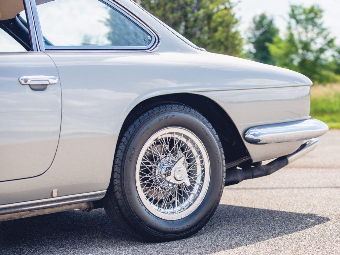 Maserati 5000 GT Coupé del 1964 attesa all'asta a Monterey - ClubAlfa.it, 2020
