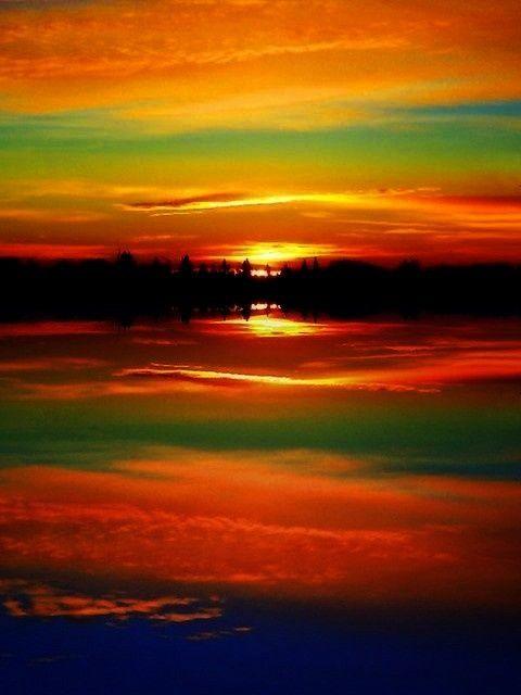Sunsets & Sunrises -Surreal Sunrise   - Sunsets & Sunrises -Sunrise   - Sunsets & Sunrises -Surreal