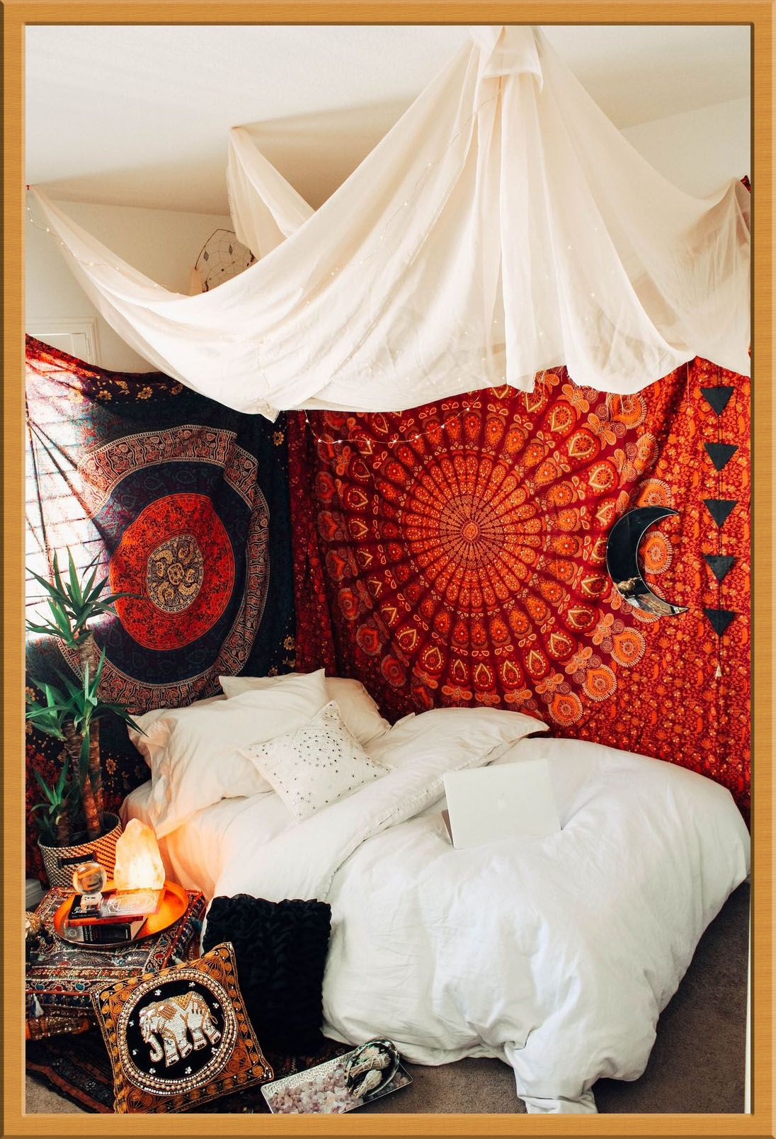 101 Ideas For Bohemian Homedecor
