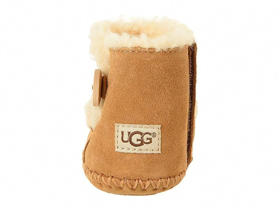 7204dbfb976 UGG Kids Lemmy II (Infant Toddler) Kids Shoes Chestnut  KidsClothesBoutique