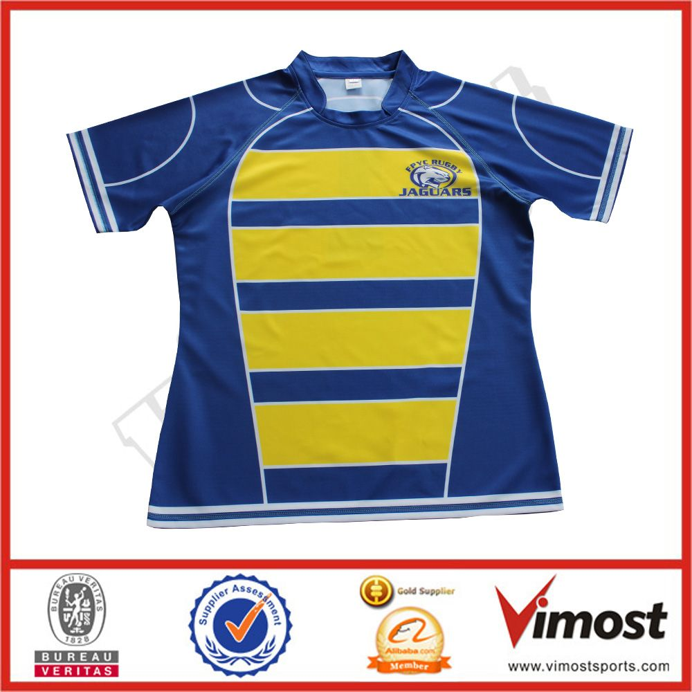 custom rugby jersey with personal design