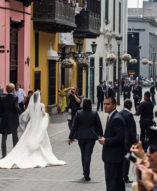 Casamento Religioso: Alessandra De Osma + Príncipe