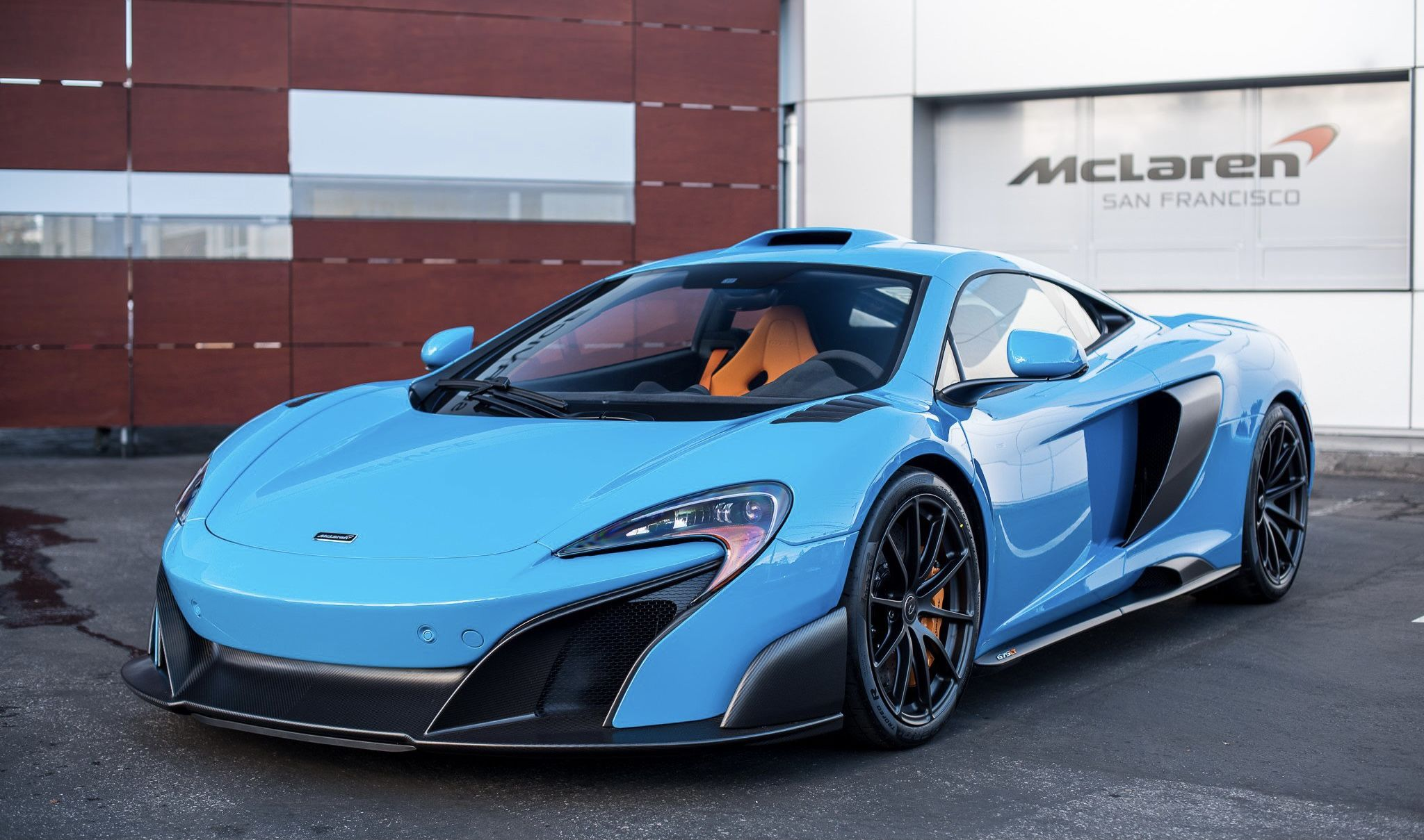 Pin By Jack Lee On Hypercars In 2021 Mclaren 675lt Wallpaper Pictures Blue Wallpapers