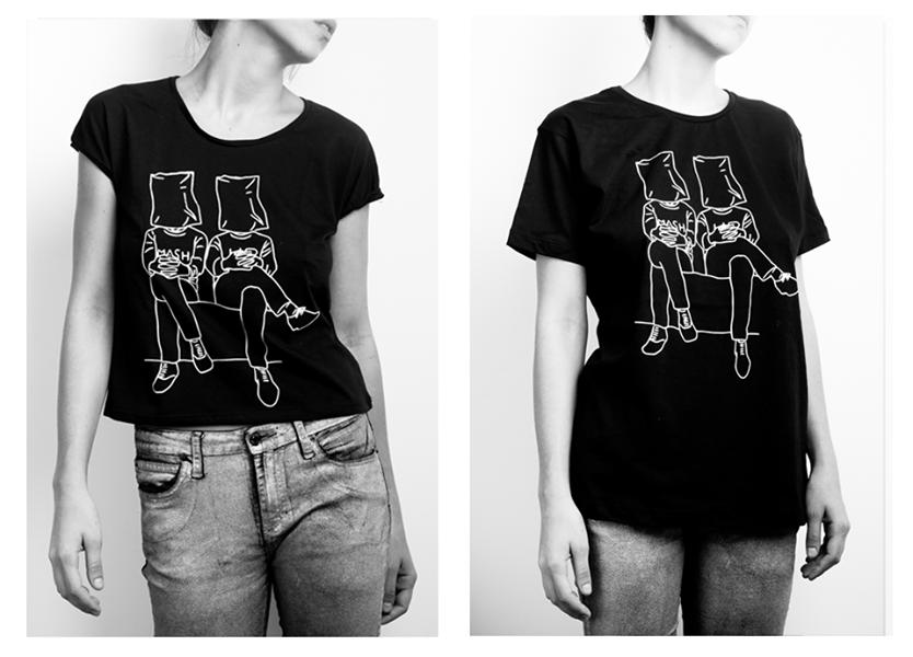 Remera SOULWAX — BLACKPOOL, ediciones limitadas de remeras. http://blackpoolremeras.tiendanube.com/mujer/remera-soulwax1/ https://www.facebook.com/blackpoolremeras  ph. PUERCO http://facebook.com/somospuerco