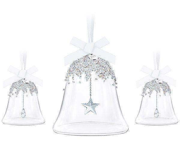Bell Decorations Christmas Bell Ornament Set 2016  Quacks Present Ideas