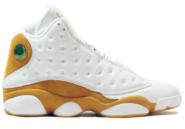 Air Jordan 13 XIII Retro Wheats White Wheat KicksOnFire