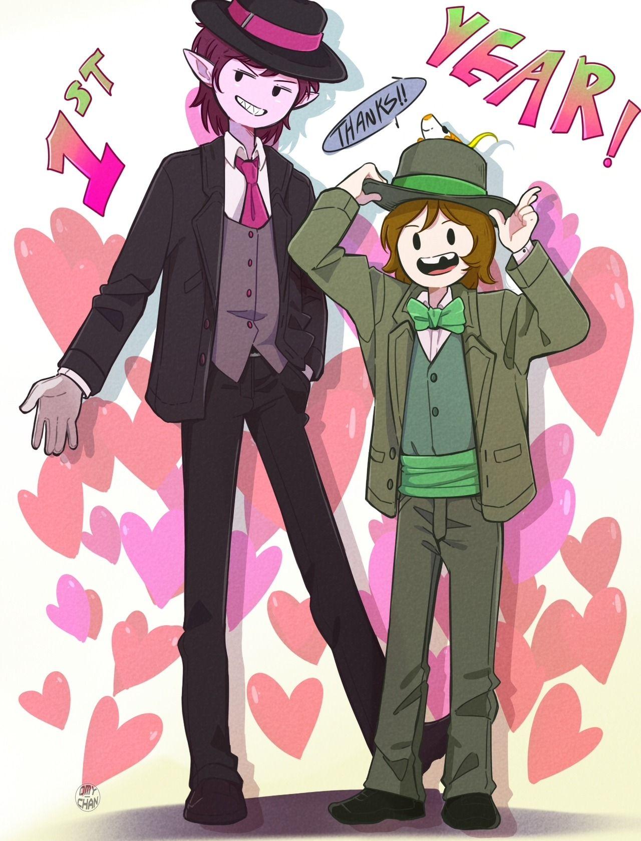 I'm Omy! (con imágenes) Hora de aventuras anime, Arte de