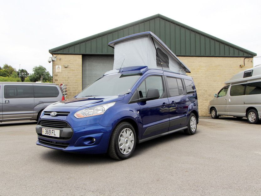 Wellhouse Leisure Evie Ford Transit Connect Camper Transit