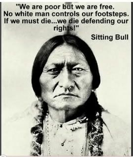 sitting bull quotes  Share