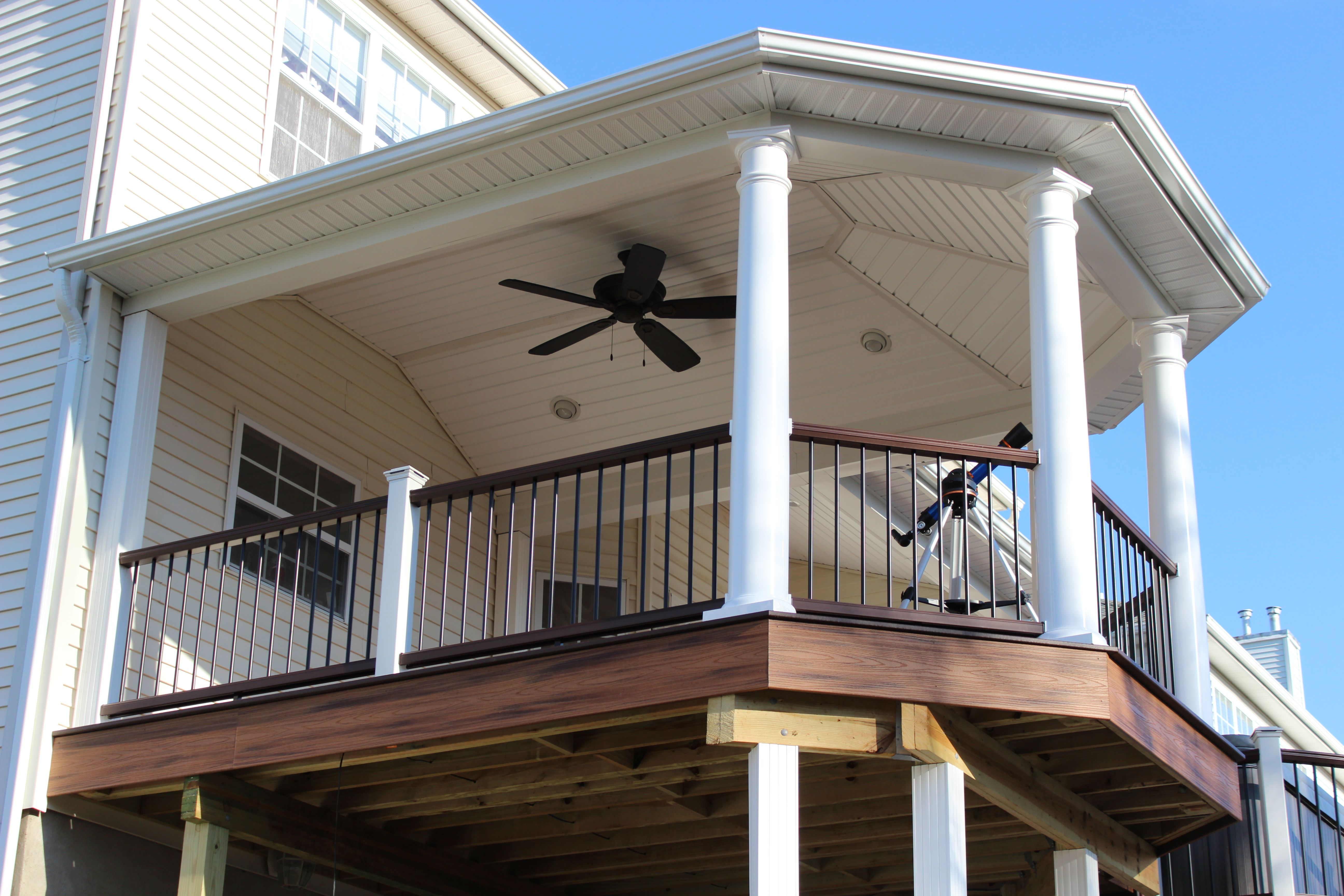 Amazing Deck A Reliable Custom Deck Contractor In Nj And Pa Backyard Porch Deck Building Plans Decks And Porches