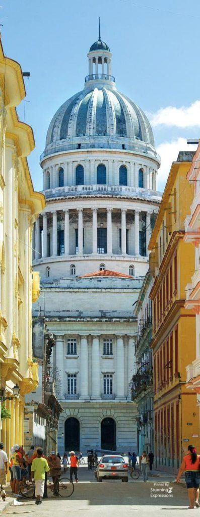 El Capitolio – La Havana City Center | Cuba