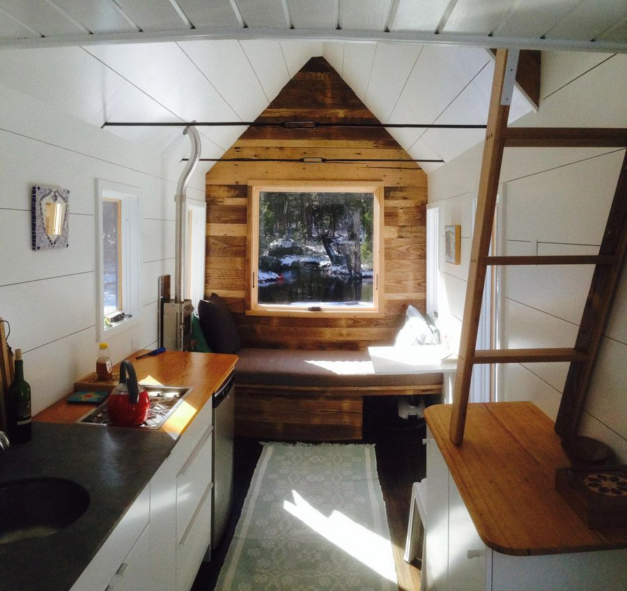 Astonishing 17 Best Images About Tiny Houses On Pinterest Gooseneck Trailer Largest Home Design Picture Inspirations Pitcheantrous