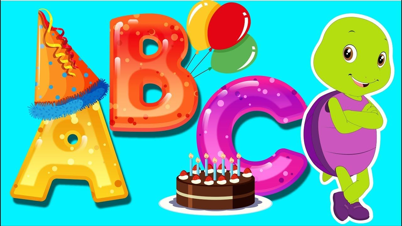 Abc Phonics Song For Children Birthday Song More Nursery