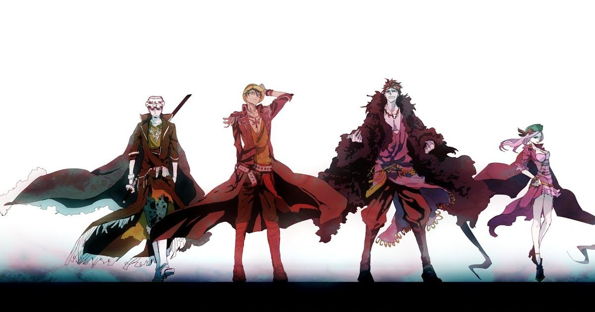 Hd Wallpapers Anime One Piece Anime Top Wallpaper Pinterest