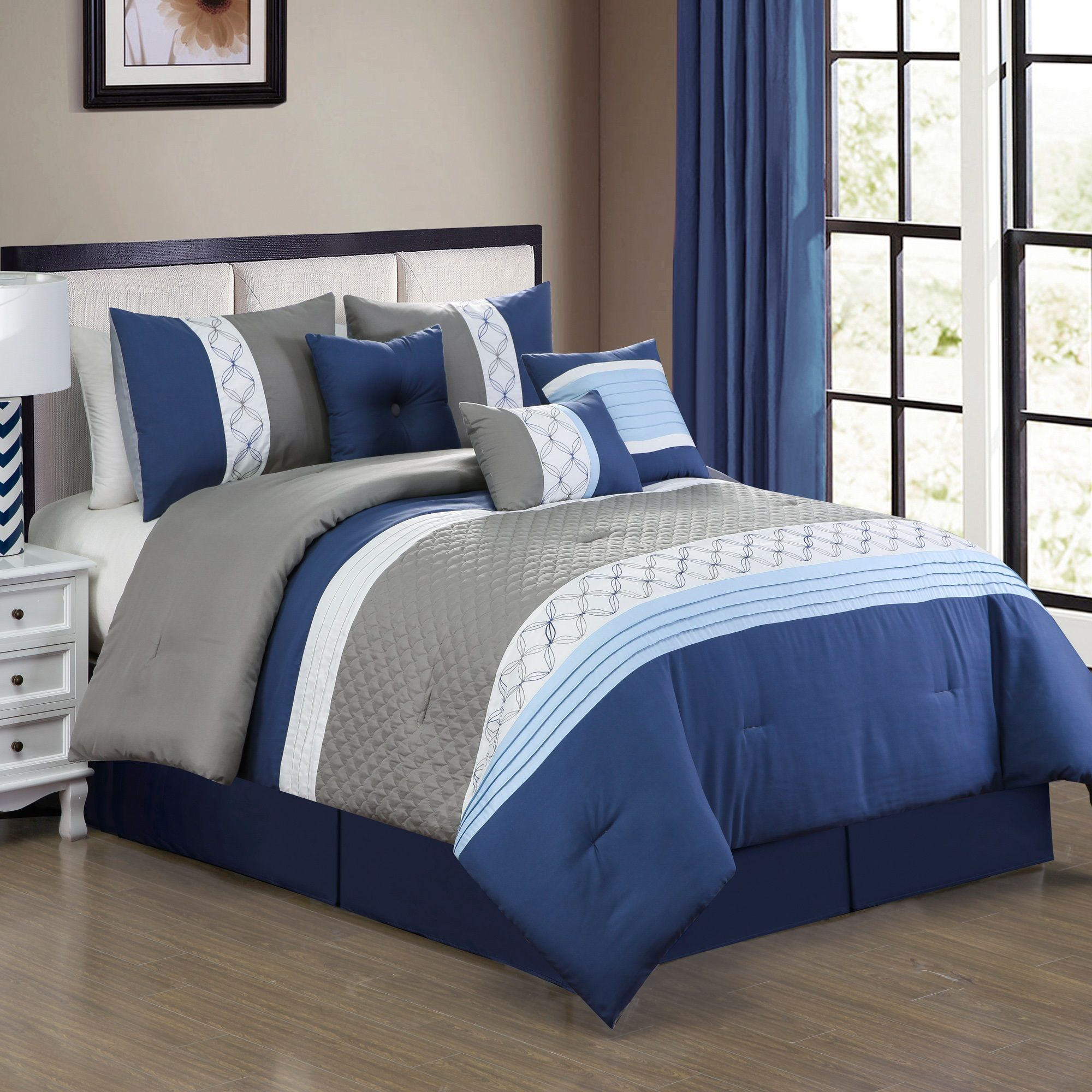 Home With Images Comforter Sets