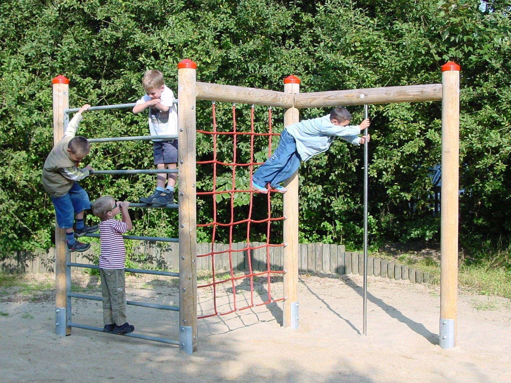 Klettergerüst Selbst Gebaut : Klettergerüst selber bauen pretty spielturm kinderzimmer photos