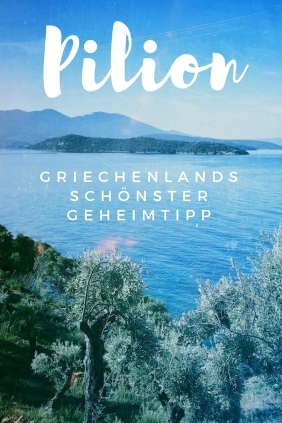 Pilion: Griechenlands vielleicht schönster Geheimtipp #visitgreece