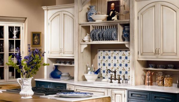Retro Küchenarmaturen Vintage Stil Küche