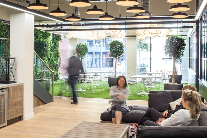 Office Tour Zoopla Offices London