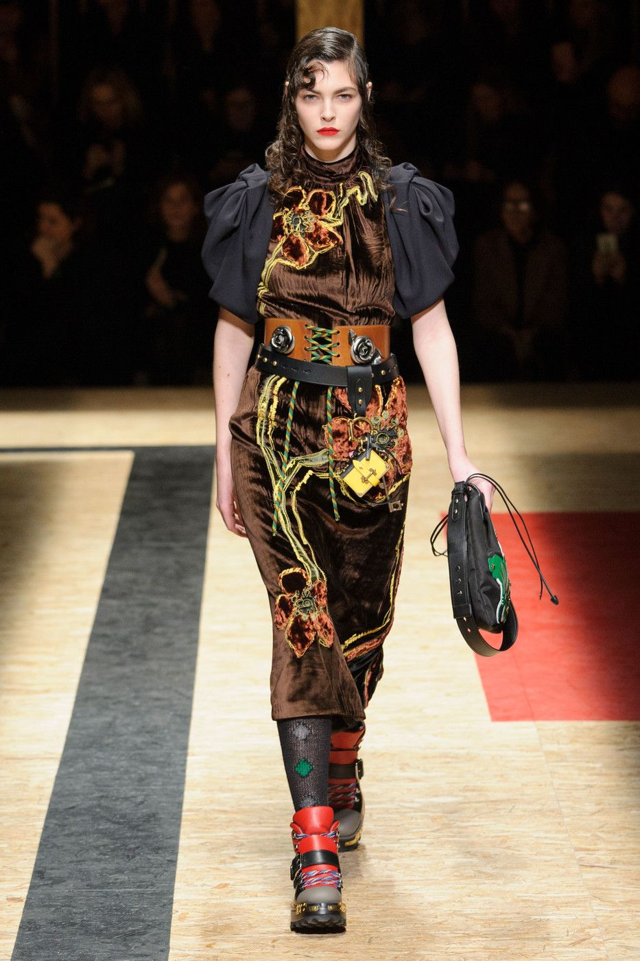 Prada Fall 2016 Ready-to-Wear