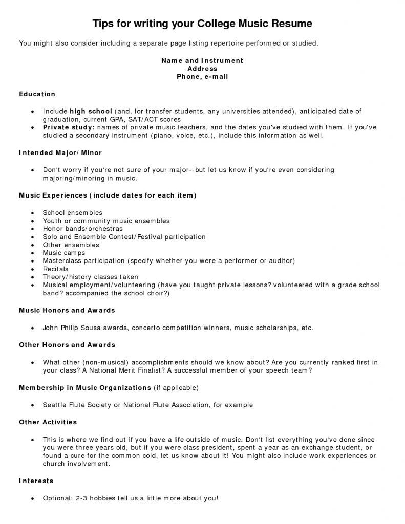 Outstanding Musician Resume Sample Inspirational Music Student Resumes Of Outstand New Grad Nursing Resume Cover Letter For Resume Resume Cover Letter Examples