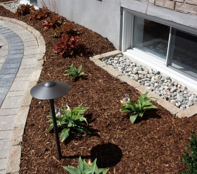 Image Result For What To Plant In Front Of A Bat Window Landscaping