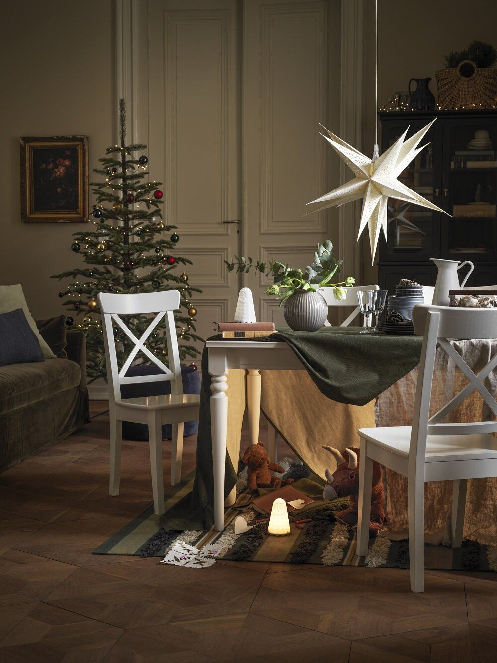 Ikea Christmas Collection 2020 Create Your Own Magical Moments The Nordroom In 2020 Ikea Christmas Decorations Ikea Christmas Decor