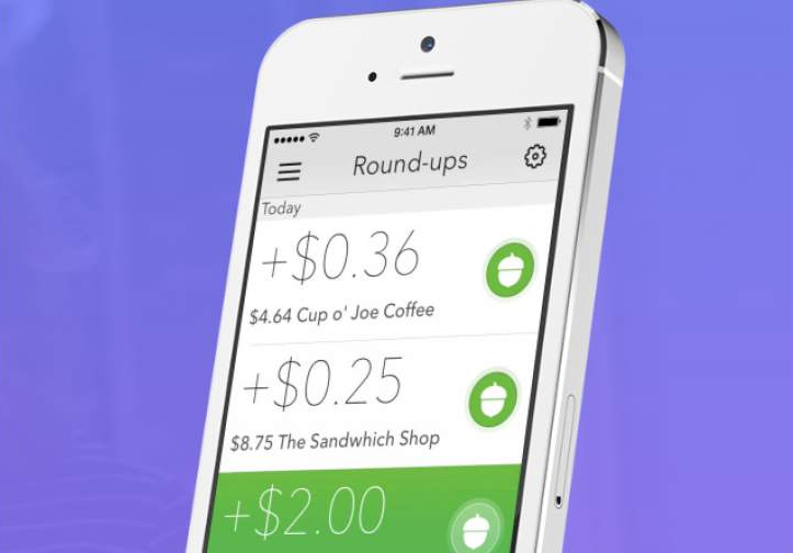Acorn app for saving odd cents Acorns app, Investing