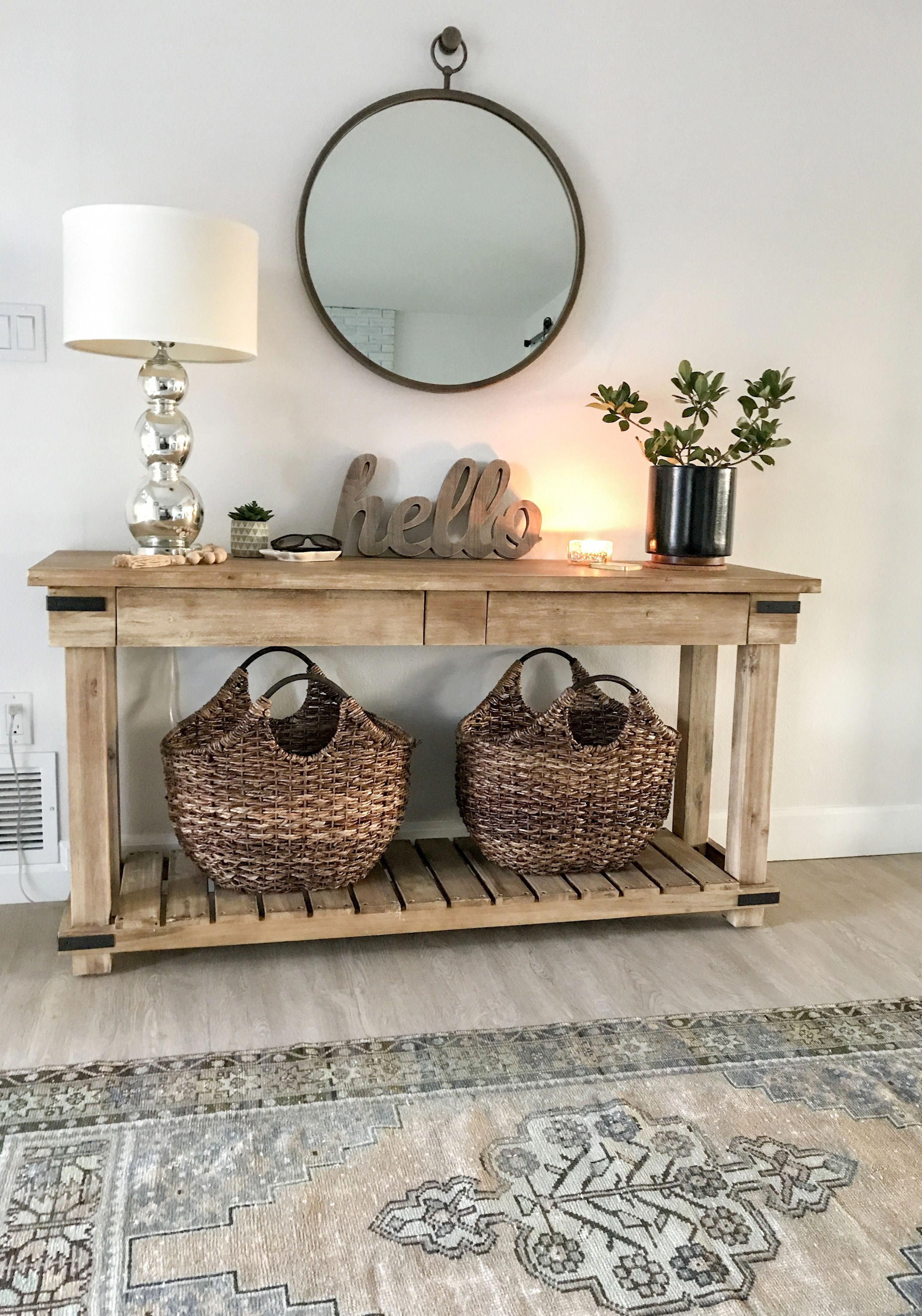 Fall Entryway Decor Easy Simple Ways To Welcome Fall Into Your Home Decoratingideas Fall Entryway Decor Entryway Decor Farm House Living Room