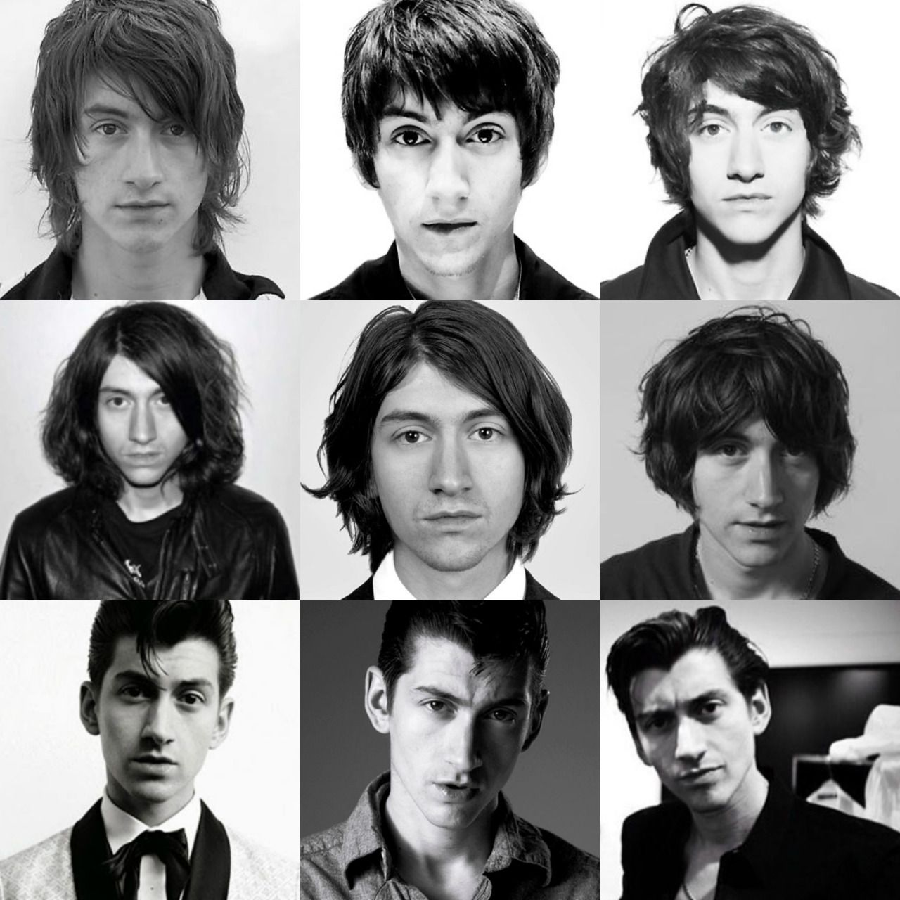 Log In Arctic Monkeys The Last Shadow Puppets Alex Turner Hair