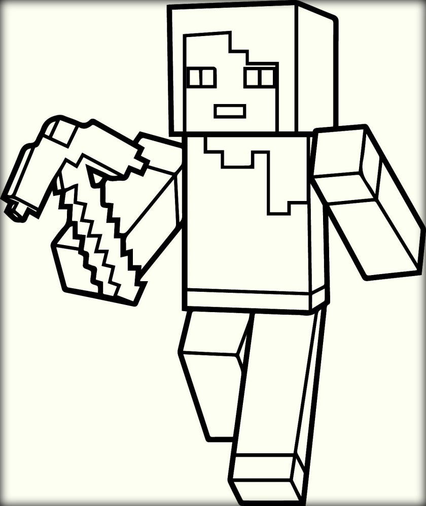 All Minecraft Coloring Pages To Print Minecraft Coloring Pages Coloring Pages Inspirational Coloring Pages To Print