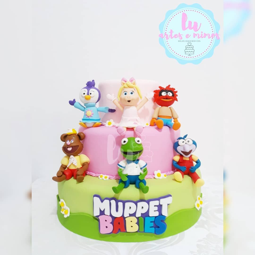 Image result for muppet babies cake ideas | Muppet Babies