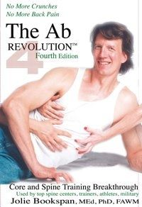 Neutral Spine, Fixing Back Pain fron Standing and Running - The Ab Revolution™ - No More Crunches No More Back Pain