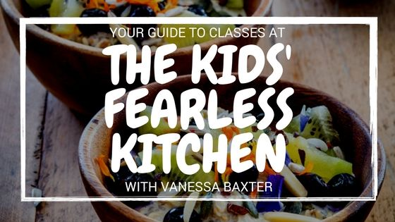 Vanessa Baxter | The Fearless Kitchen | Fearless Kitchen Podcast ...