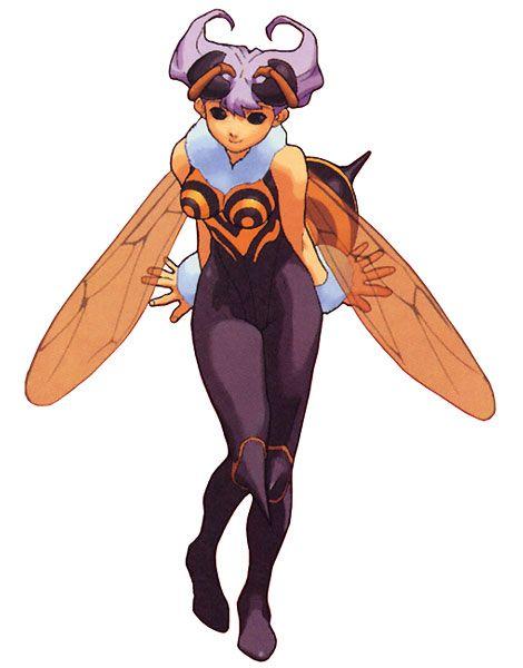 Queen Bee | Darkstalkers: The Night Warriors
