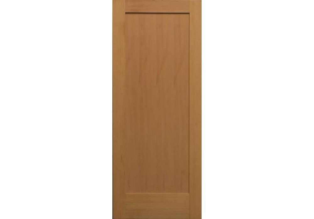 Studio Side Door With Operable Shutter Back Constructed With