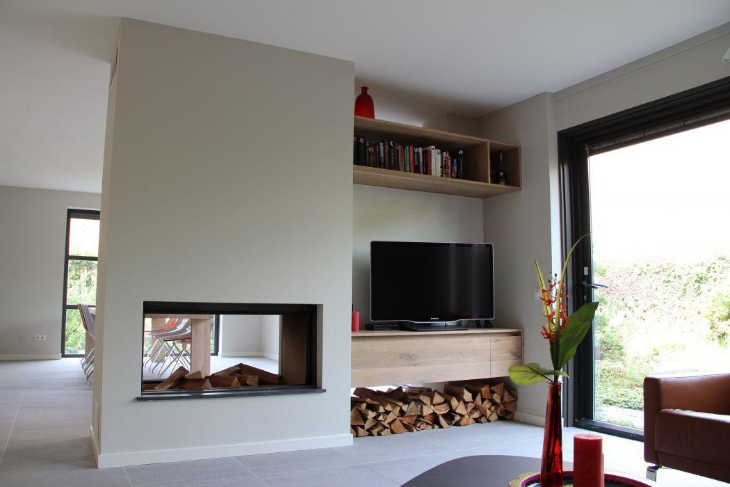 Kaminofen Wohnzimmer ~ Gezien bij vanmazijk kalfire heat pure tunnel wohnzimmer