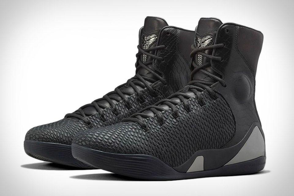 Kobe 9 KRM EXT Black Mamba. Zapatos NikeZapatos ...