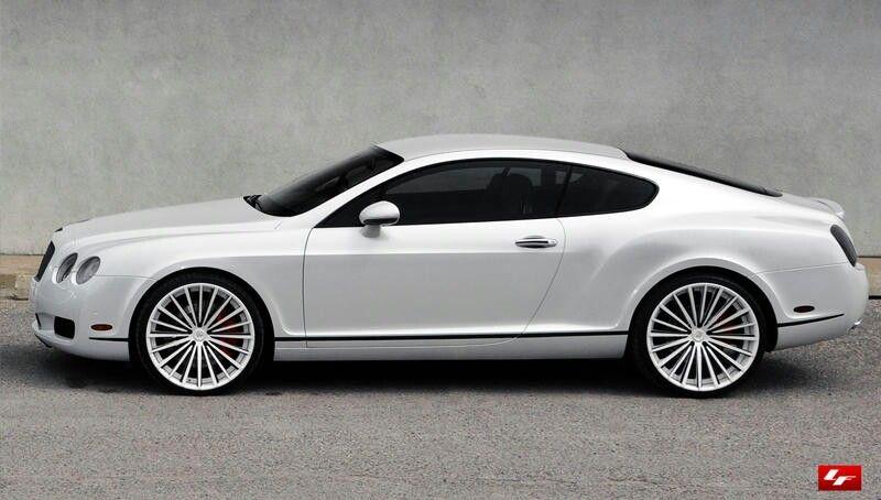 Bentley Continental 2014, LZ723 Custom Rims Car wheels