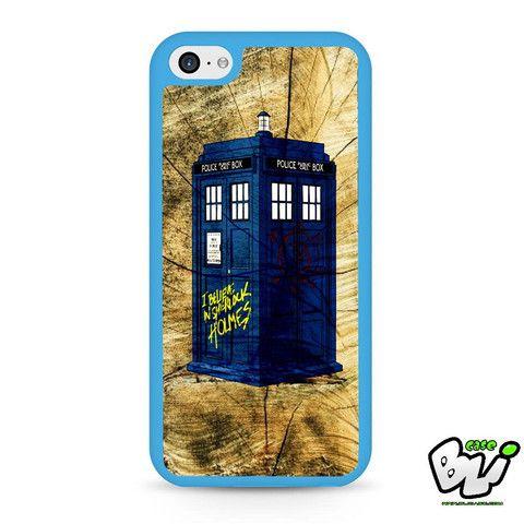 Doctor Who Herlock iPhone 5C Case