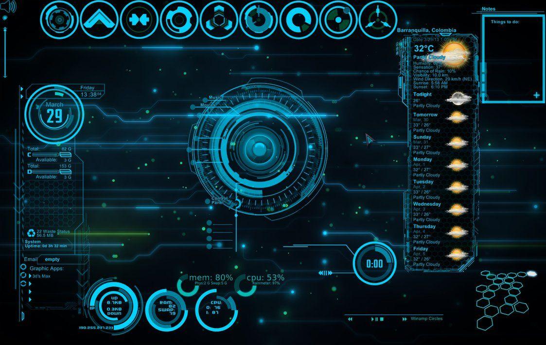 Custom Hud Request Iron Man Wallpaper Man Wallpaper Interface Design