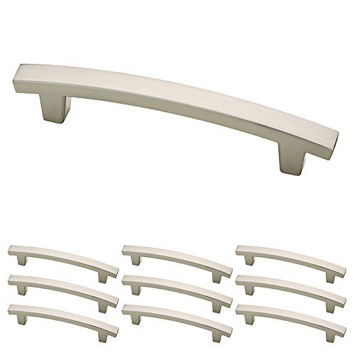 Franklin Brass P29615k Sn B Satin Nickel 4 Inch Pierce Kitchen Or Furniture Cabinet Hardware Drawer Handle Pull Franklin Brass Drawer Hardware Cabinet Hardware